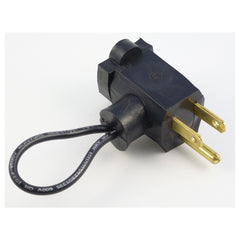 CTlogger Plug Adapter for use in AC wall outlets.