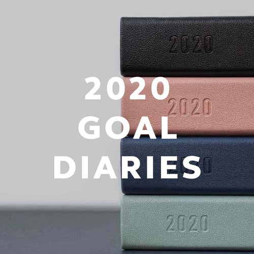 2020 Goal Diaries by MiGoals