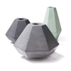 Concrete Candle Holders Design-led Homeware