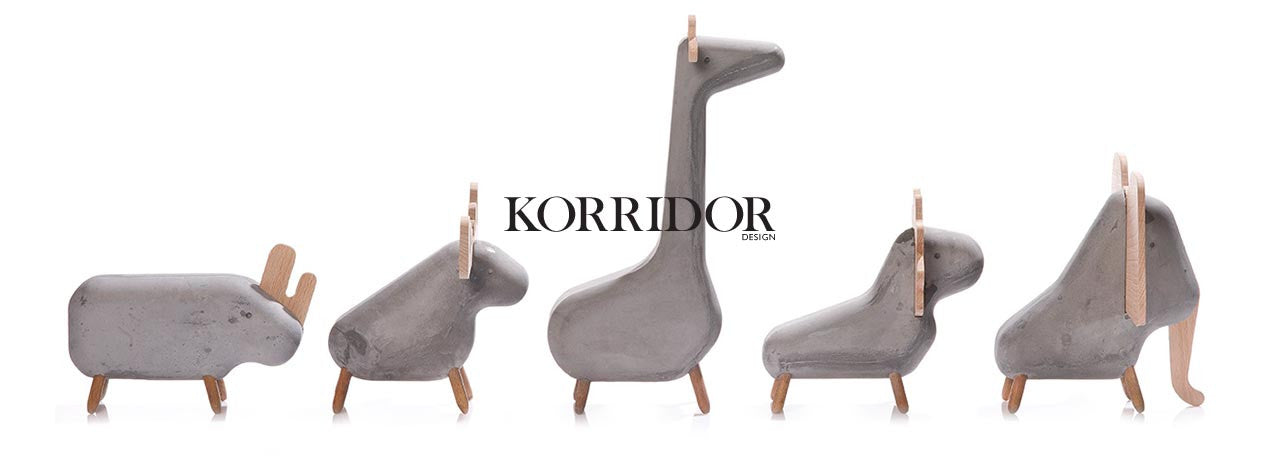 Korridor Design at MOXON London