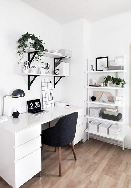 Stylish Home Office layout