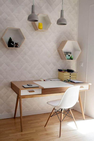 Stylish Home Office space