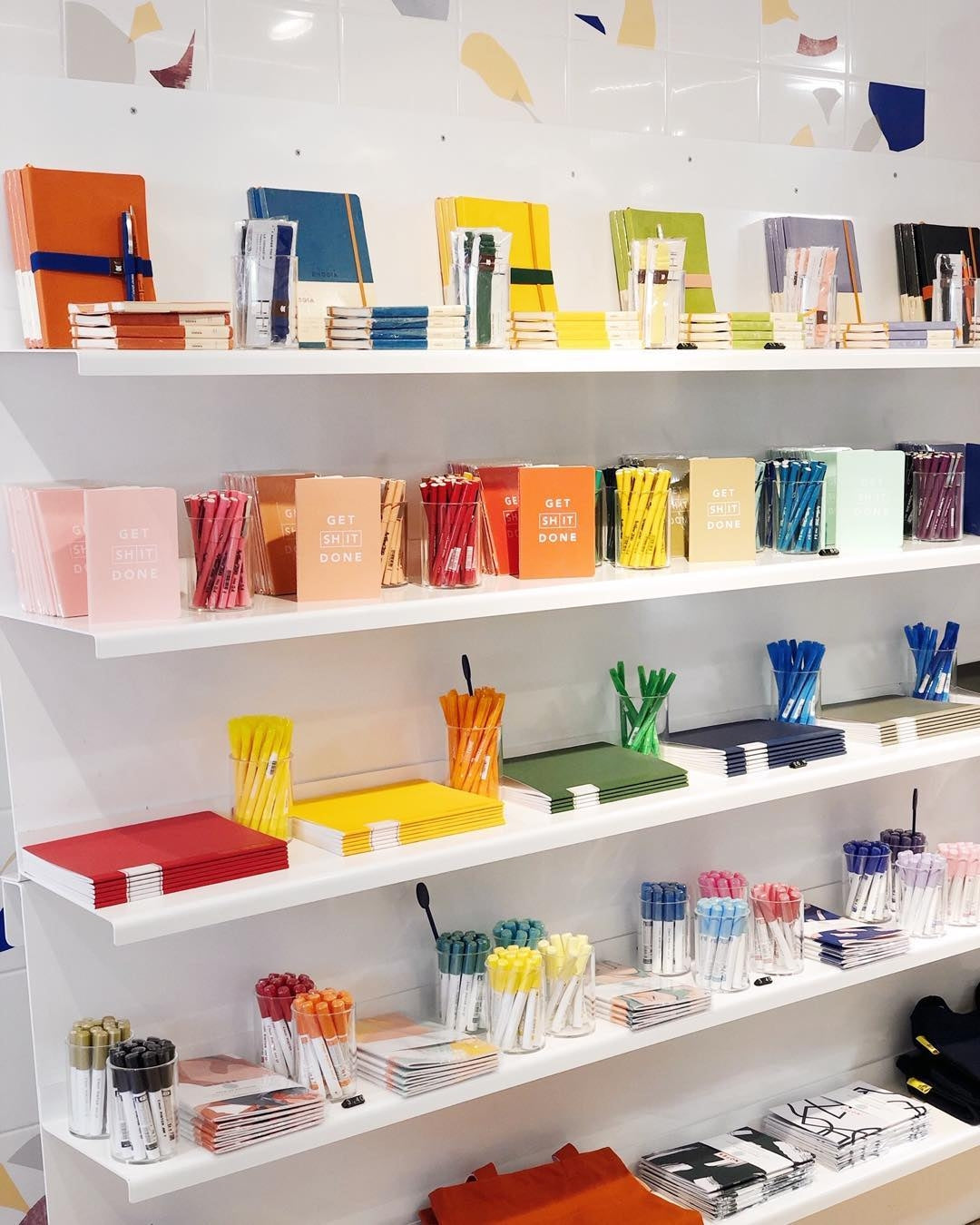 Papersmiths store - colourful and unusual stationery