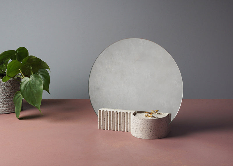 Product image of Waves Mirror by Korridor Design