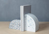 Lifestyle shot of Sahara Bookend by Korridor