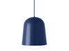 Blue Cone Steel Lamp Pendant by Puik Design