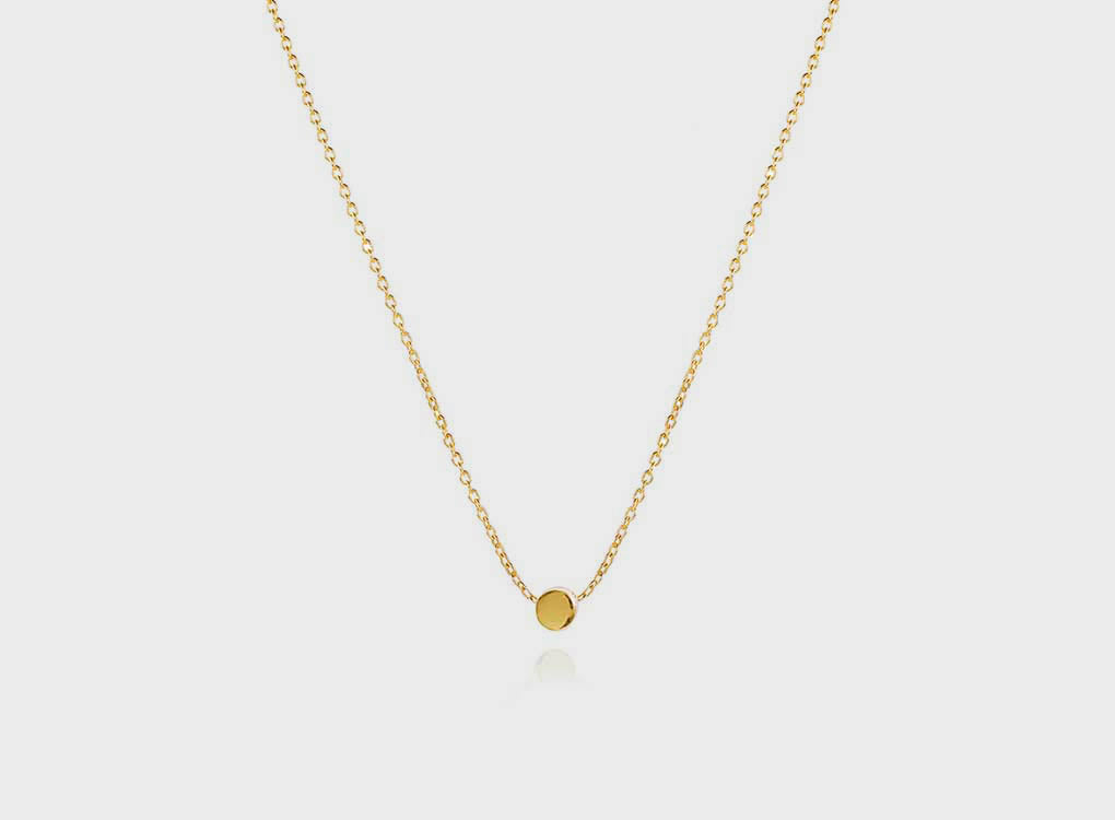 Matthew Calvin Contemporary Gold necklace