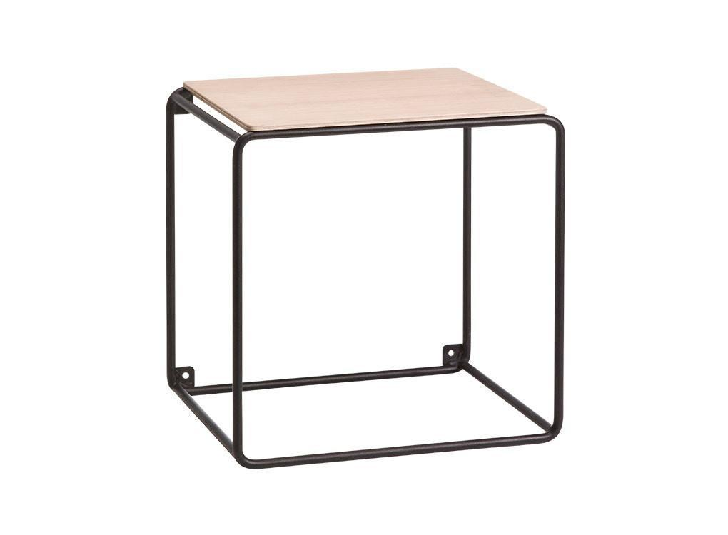 single cube modular steel framed Korridor storage rack
