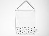 Product shot of the MOXON Shapes Hanging Organiser