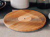 Laser Engraved Bamboo chopping board. Eco Friendly 12 Inch chopping board.