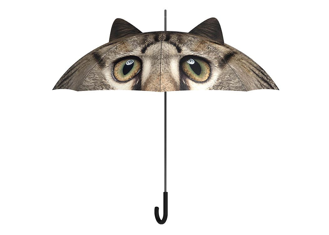 Cat Animal Umbrella with protruding ears by Pikkii
