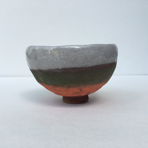 Small Bowl - Dots and Strips