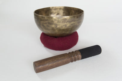 Tibetan Singing Bowl from Nepal - Medium