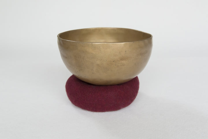 Handcrafted Tibetan Singing Bowls - Small