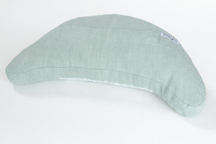 Organic Meditation Cushion - Light Green