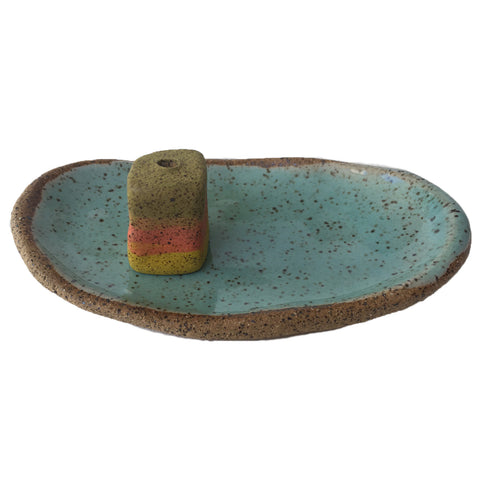 Incense Holder - Turquoise