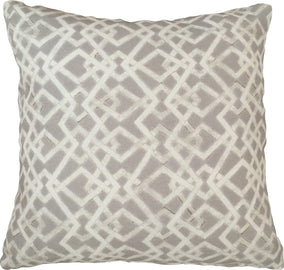 "Pillow - Metallic Screen 17"" - Jim Thompson"