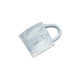 Marbled Mug - Blue