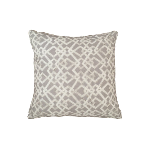 Pillow - Metallic Screen 17""
