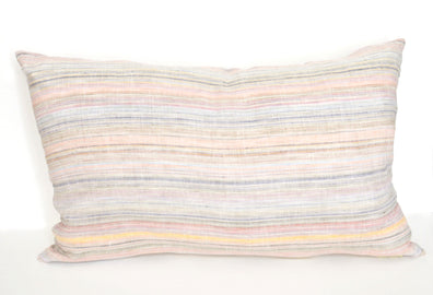 Chia Linen Pillow 12x20