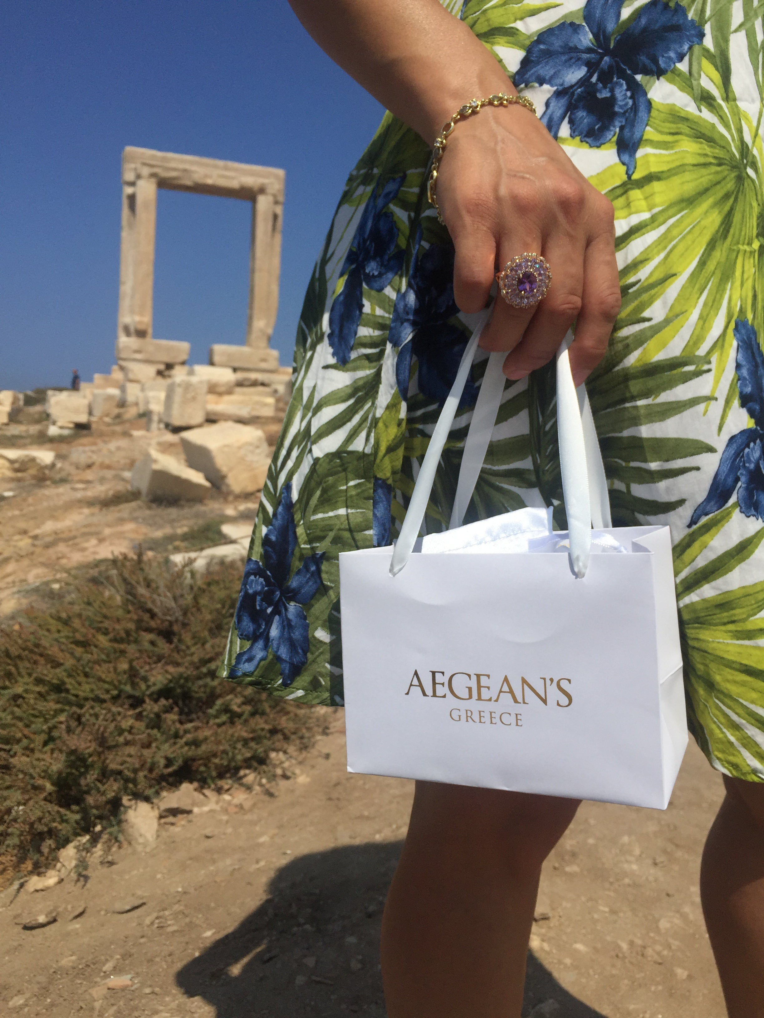 Shopping Naxos