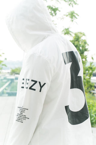 YZY INVITATION 3 WINDBREAKER COLLECTION