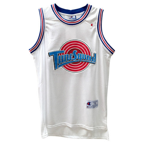 MJ TUNE SQUAD JERSEY (White)