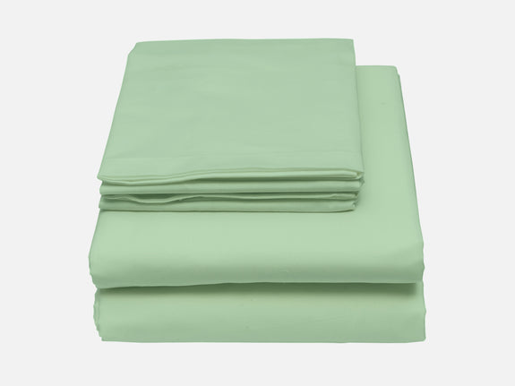Bamboo Cotton Sheet Set