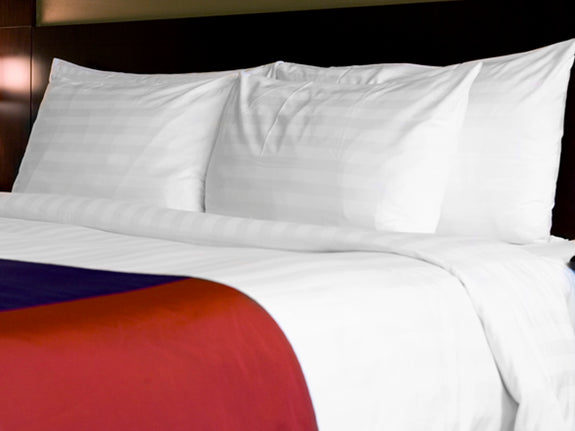 Hotel Collection Stripe Linen Northern Feather Canada