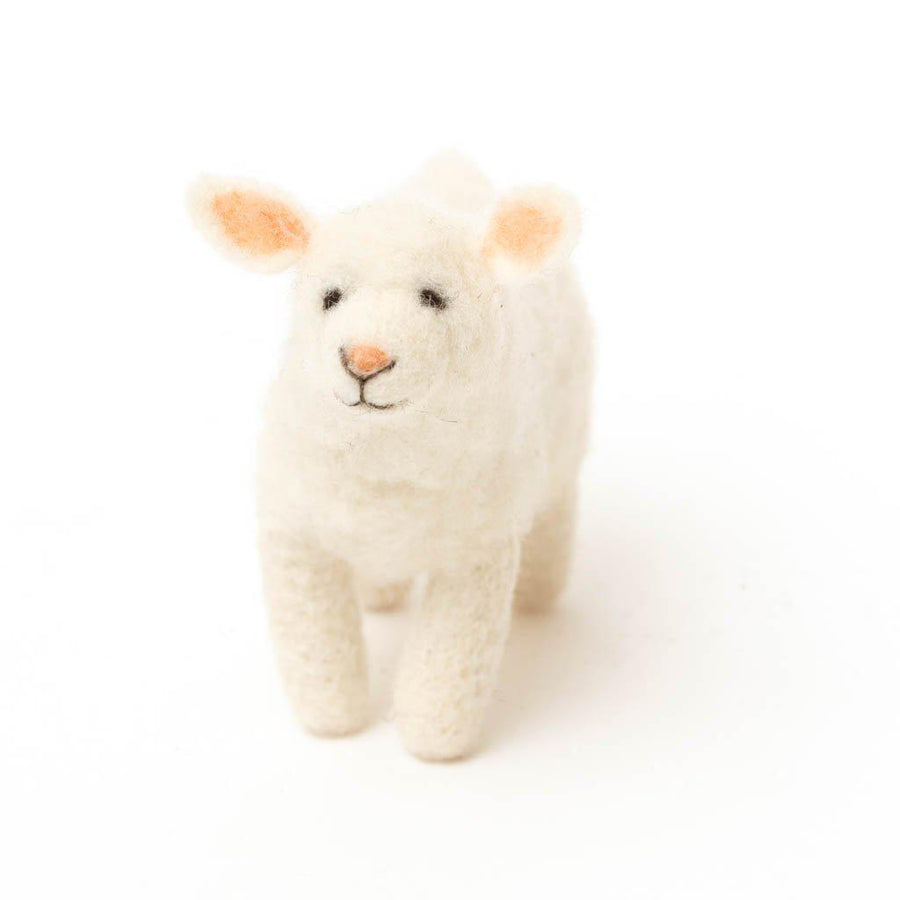 Baby Lamb Ornament