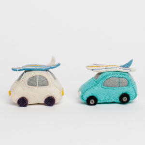 Bikini Beach Bug Ornament