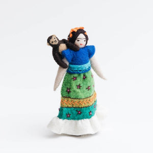Casa Azul Frida Ornament