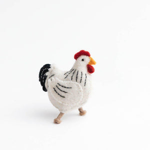 Clucky the Hen Ornament