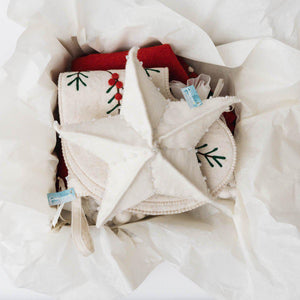 Christmas in a Box Decorating Kit - White Skirt
