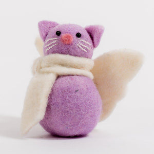 Angel Kitty - Lilac