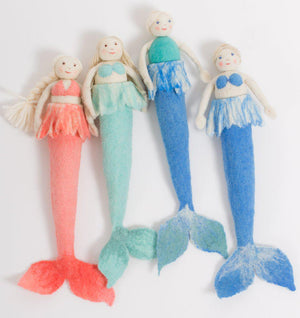 Maddie Mermaid Doll - Big Sister