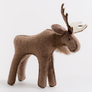 Craftspring handmade Moose ornament