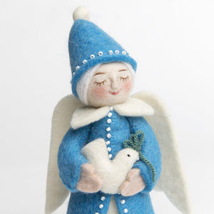 Small Gentle Frost Angel