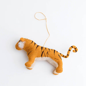Heart of the Jungle Tiger Ornament