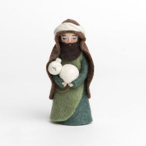 Holy Night Nativity Scene