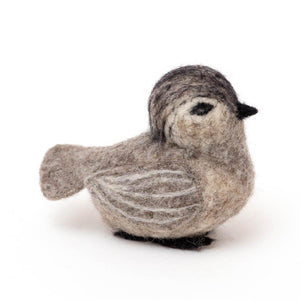 Little Woodland Bird Ornament