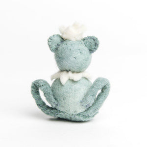 Little Frog Prince Ornament