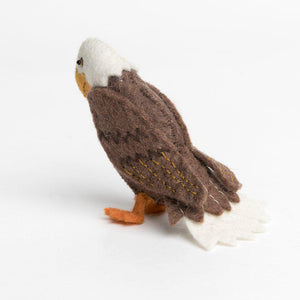 Majestic Eagle Ornament