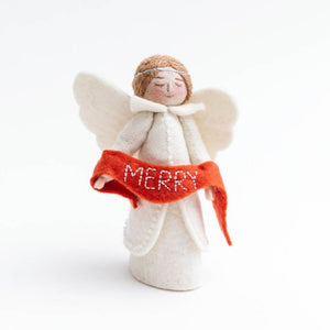 Message of Merry Angel
