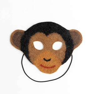 In the Trees Monkey Mask