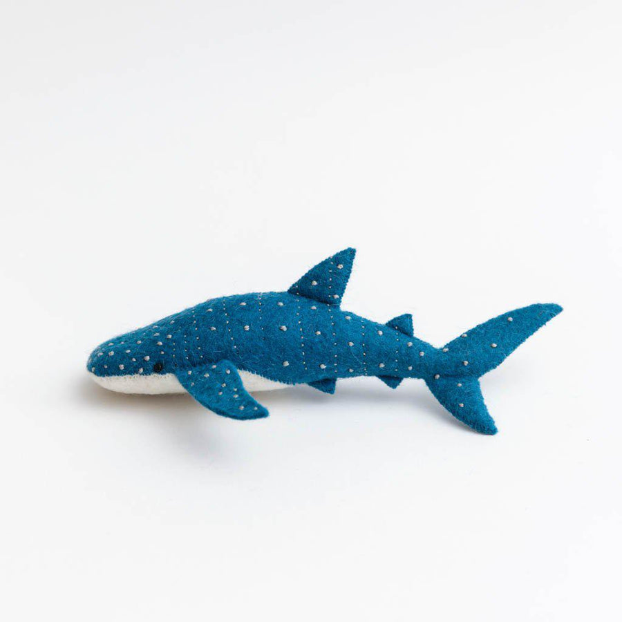 Mystic Sky Whale Shark Ornament