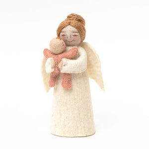Pink Mother's Presence Angel
