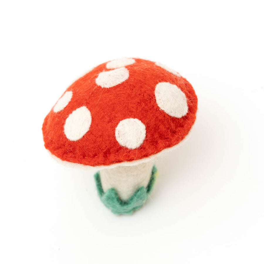 Red Toadstool Ornament