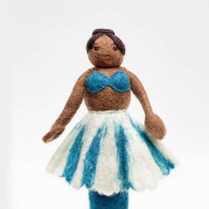 Rosa Mermaid Doll