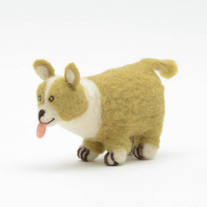 Royal Corgi Dog Ornament
